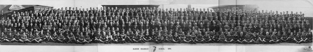 Slough Grammar School 1946