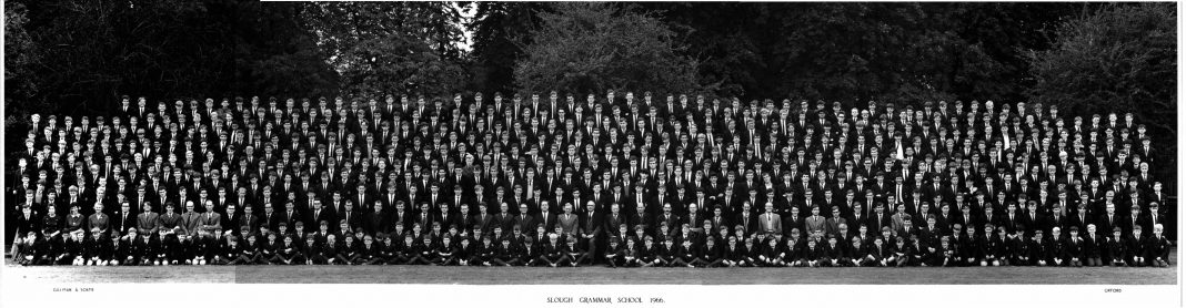Slough Grammar School 1966