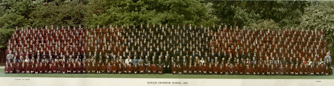 Slough Grammar School 1975