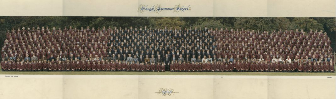 Slough Grammar School 1978