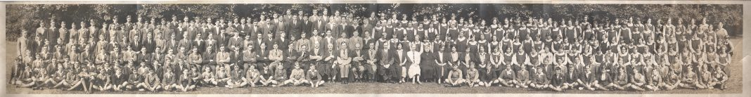 Slough Secondary School. 1926
